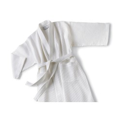 Bukle Pike Bornoz - Sabahlık - Kimono